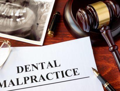 Dental Malpractice Overview