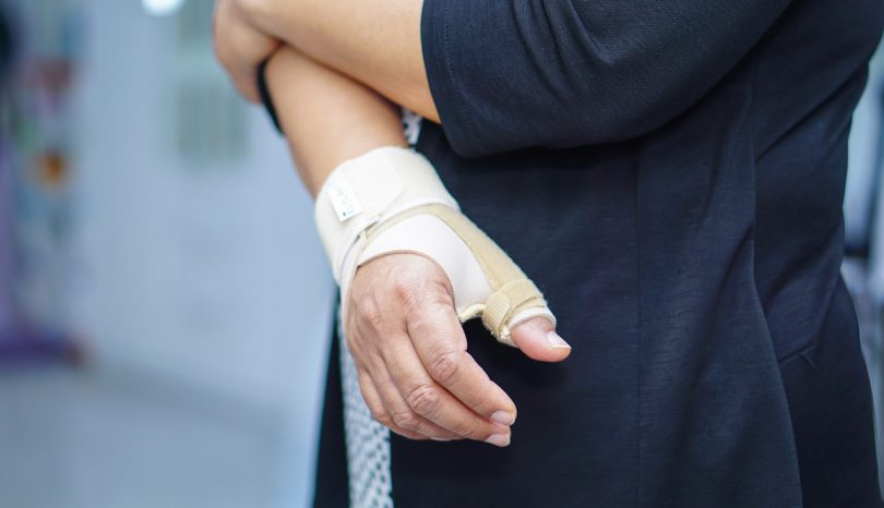 Repetitive Strain Injury (not carpal tunnel)